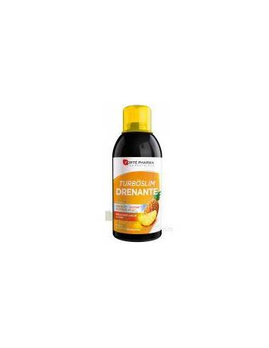 TURBOSLIM DRENANTE  PIÑA 500 ML